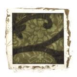 Embellished Scroll Nine Patch V Giclee Print by Jennifer Goldberger