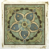 Ornamental Tile VI Prints by Chariklia Zarris
