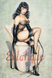 Betty Page - Extatique Plakater