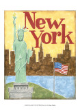 New York Prints by Megan Meagher