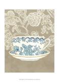 High Tea I Poster von Chariklia Zarris