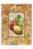 Apple Tart Posters by Abby White