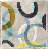 Round and Round I Giclee Print by Megan Meagher