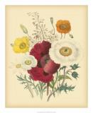 Garden Bouquet II Giclee Print by Jane W. Loudon
