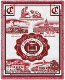 University of the Cumberlands II Throw Blanket