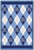 Old Dominion University, Plaid Throw Blanket