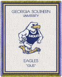 Georgia Southern University, Mascot Throw Blanket