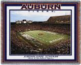 Auburn University, Tigers 2008 Throw Blanket