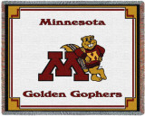 University of Minnesota, Mascot Throw Blanket