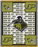 Purdue University, Mascot Throw Blanket