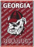 University of Georgia, Bulldogs Throw Blanket