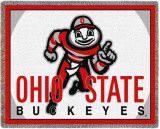 Ohio State University, Mascot Throw Blanket