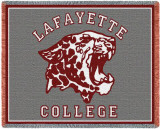 Lafayette College Throw Blanket