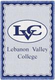 Lebanon Valley College, Logo Throw Blanket