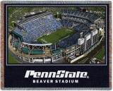 Penn State University, Stadium Throw Blanket