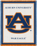Auburn University, Logo Throw Blanket