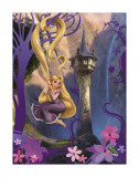 Rapunzel Prints