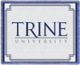 Trine University Throw Blanket