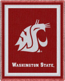 Washington State University Throw Blanket