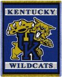 University of Kentucky, Wildcats Logo Throw Blanket