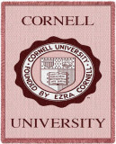 Cornell University, Seal Throw Blanket