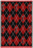 University of Cincinnati, Plaid Throw Blanket