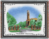 Vanderbilt University, Gate Throw Blanket