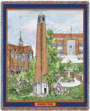 University of Florida, Collage Throw Blanket