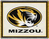 University of Missouri Throw Blanket