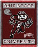 Ohio State University, Buckeye Throw Blanket