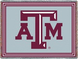 Texas A&M University, Collage Throw Blanket