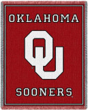 University of Oklahoma, Logo Throw Blanket