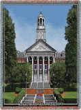 Samford University, Library Throw Blanket
