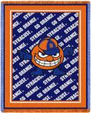 Syracuse University, Mascot Throw Blanket