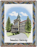 Immaculata University Throw Blanket