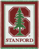 Stanford University Throw Blanket