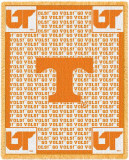 University of Tennessee, Go Vols Throw Blanket