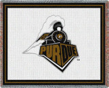 Purdue University, Train Throw Blanket
