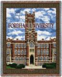 Fordham University, Keating Hall Throw Blanket