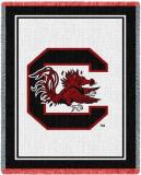 University of South Carolina Throw Blanket