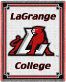 LaGrange College, Mascot Throw Blanket