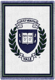 Universidad de Yale Throw Blanket