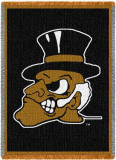 Wake Forest University, Mascot Throw Blanket