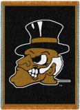 Wake Forest University, Mascot Throw Blanket