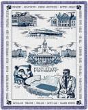 Penn State University Throw Blanket