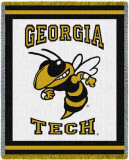 Georgia Tech, Buzz Throw Blanket