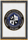 Richard Stockton College Throw Blanket