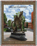 Drexel University Throw Blanket