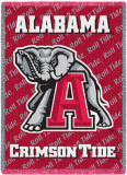University of Alabama Throw Blanket