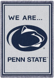 Pennsylvania State University, We Are Throw Blanket